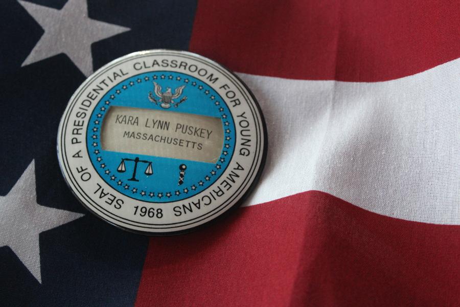 The Presidential Classroom by Kara Lynn Puskey-Noble